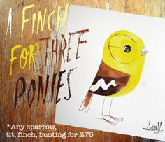 A-finch-for-3-ponies