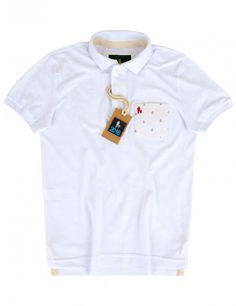 CAMISA POLO MASCULINA, BOLSO ESTAMPADO ANCORA, camisa original, polo ancora, camisas polo, roupa importada, camisa polo branca, camiseta polo branca