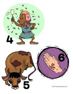 Plagen 4-6 // plagues // Plagas 4-6