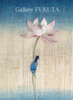 日本刺繍作家の飯島桃子さんは、鳥や兎などの動物や、自然の 草花をモチーフに生き生きと美しい刺繍作品を発表しています。ハ