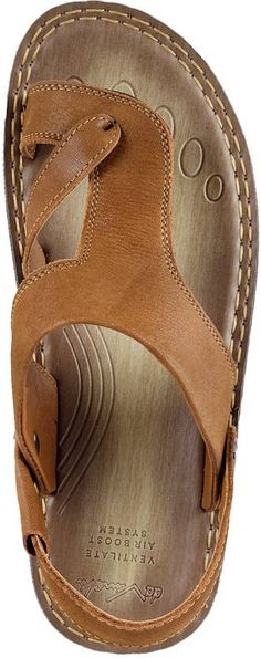 Kzaara Men Tan Sandals - Buy TAN Color Kzaara Men Tan Sandals Online at Best Price - Shop Online for Footwears in India | Flipkart.com