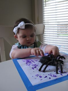 9 activities for your 1 year old..... This is an AWESOME article!