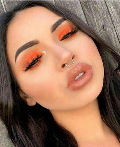 Gorgeous Makeup: Tips and Tricks With Eye Makeup and Eyeshadow – Makeup Design Ideas Makeup Eye Looks, Cute Makeup, Glam Makeup, Gorgeous Makeup, Pretty Makeup, Skin Makeup, Makeup Inspo, Eyeshadow Makeup, Makeup Inspiration