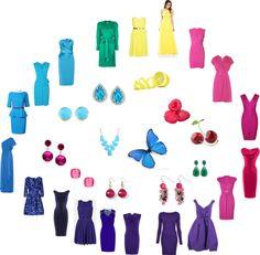 Cool Winter - dresses