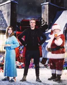 Doctor Who 2014 Christmas Special.