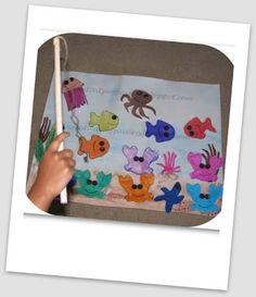 Greta DYI fishing game the kids can make