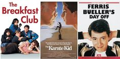 We matched the top teen movies of the 1980s with popular new young adult books. @wholocked42 & @materlover15