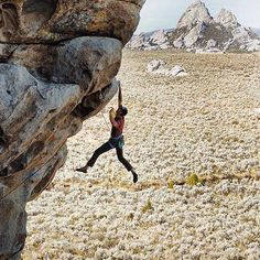 www.boulderingonline.pl Rock climbing and bouldering pictures and news Shoutout to this sto