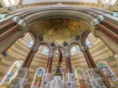 https://flic.kr/p/UrCaQW | Santuário Basílica de São Sebastião | Tijuca, Rio de Janeiro, Brasil. Tenha um abençoado dia. :-)  ______________________________________________  Sanctuary Basilica of San Sebastián  Tijuca neighborhood, Rio de Janeiro, Brazil. Have a blessed day! :-)  ______________________________________________  Buy my photos at / Compre minhas fotos na Getty Images  To direct contact me / Para me contactar diretamente: lmsmartins@msn.com