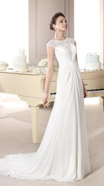 Wedding dress Fara sposa 5646 http://farasposa.com/en/coleccion/farasposa/coleccion_2015/5646