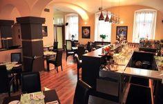Mini étterem Bécsben