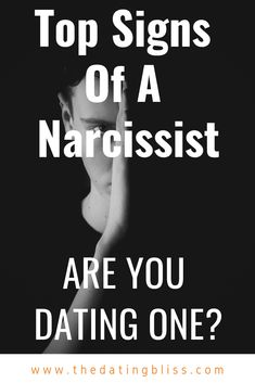 Dating en narcissist blogg