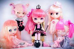The Pink Queen's Court by © Dani's Art, via Flickr