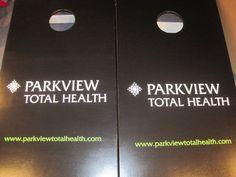 Custom Set for Parkview Hospital in Fort Wayne, IN