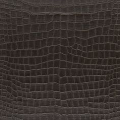 YACARE CROCODILE - MAHOGANY - Serengeti Textures - Wallcovering - Products - Ralph Lauren Home - RalphLaurenHome.com