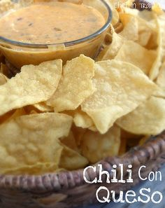 Queso with Cream Cheese