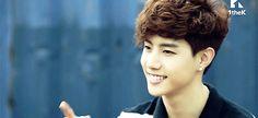 Mark, wae are you soo cute?! ^^
