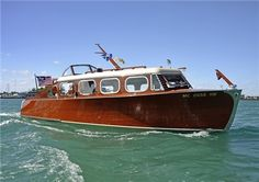 Built in 1939. Launched in 2010. So much goodness about this boat.