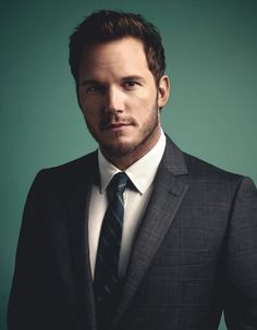 Chris Pratt as proof of concept for Agent / Lt. Francis Deargood from Shotglass Memories.
