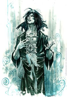 sandman study by rogercruz on DeviantArt