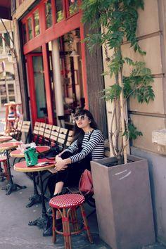 Summer in PARIS, France. Natalie Suarez
