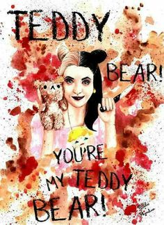 *☆°~Angels will fly to the moon~°☆* Cry Baby, Melanie Martinez Canciones, Sending Love And Light, Awsome Pictures, Fanart, Magazine Collage, My Teddy Bear, Pin Up Art, Art Sketchbook