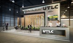 stands UTLC on Behance How the Mortgage Landscape Has Changed There used to be an almost dizzying va Facade Design, Floor Design, Exterior Design, Architecture Design, Exhibition Stall, Exhibition Booth Design, Exhibit Design, Wine Stand, Small Buildings