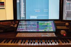 studio de musique de film