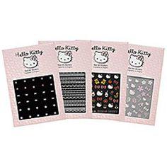 Hello Kitty Nail Art Hello Kitty Makeup, Hello Kitty Nails, Sanrio Hello Kitty, Nail Art Designs, Creative Nail Designs, Creative Nails, Hello Kitty Christmas, Merry Happy, Tips & Tricks