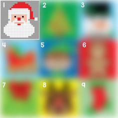 ChristmasCharactersGraphLayout_Square1.jpg (1600×1600)