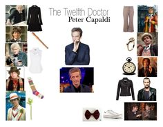 """The Doctor"" by emerald-angel ❤ liked on Polyvore featuring Helene Berman, Oasis, Boohoo, Newgate, Converse and Lilith"