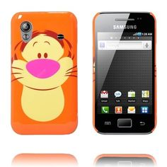 Glad Tegnefilm (Tiger) Samsung Galaxy Ace Cover