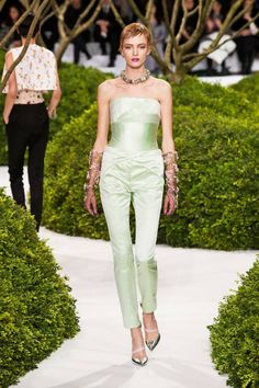 Christian Dior Spring 2013 Couture Runway - Christian Dior Haute Couture Collection