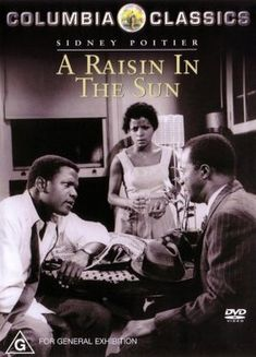 Movie poster for A Raisin in the Sun. Wow.