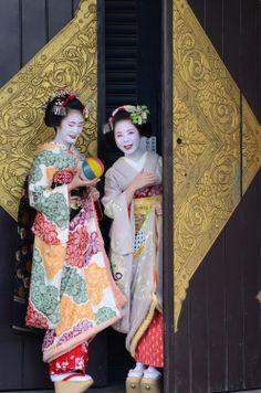 Maiko Fukuharu, Maiko Ryouka, Gion Higashi (via...