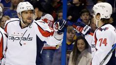 Ovechkin Holtby reach milestones in Caps' win over Blues