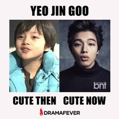 Catch Yeo Jin Goo all grown up on Orange Marmalade!