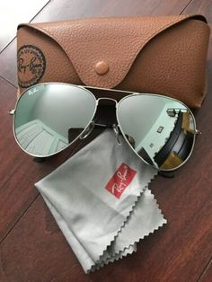 eBay Ray Ban Aviator Silver Frame / Silver Mirrored #RayBan #RayBanSunglasses #Sunglasses #style #Accessories #shopping #styles #outfit #pretty #girl #girls #beauty #beautiful #me #cute #stylish #design #fashion #outfits #diy #design