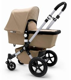 The Bugaboo Cameleon3 Classic Collection Stroller 2015 is versatile and functional. This rugged baby stroller can be used with newborns or toddlers for travel through the city, woods, sand or snow.