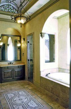 Mediterranean Style Custom Home Builder | Avida Custom Homes | Style Gallery
