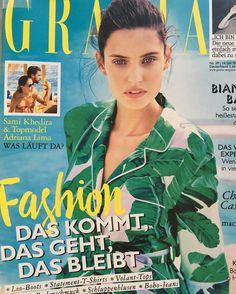 @stefanogabbana @grazia_magazin @biancabalti #dgbananaleaf