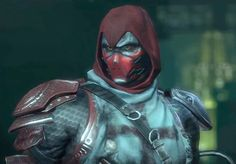Azrael in Batman Arkham City
