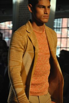 The Clothes Whisperer: the fashion blog with wit that sparkles: Man Whispers: Milan Mens Fashion Week-Missoni Spring/Summer 2013