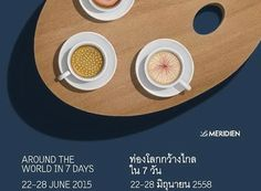 """""""Around the World in 7 Days"""" Coffee Week at Le Méridien Chiang Mai - Chiang Mai Travel Guide and Hotels Booking"""