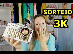 SORTEIO 3k da Katiane R Anjos Maletinha Recheada (Assista até o final)