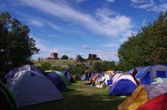 Festivalen Wonderfestiwall på Bornholm