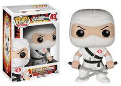 POP! TV: G.I. Joe - Storm Shadow | Funko