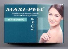 Maxi-Peel Whitening Soap by Splash Corporation. $7.99