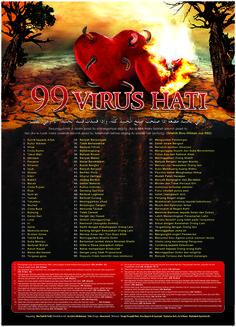 99 Virus Hati
