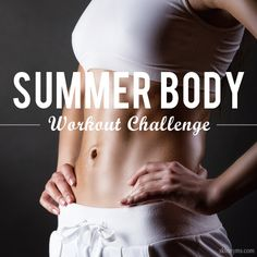Take on a new challenge! Greet the summer months with the strong, lean body of your dreams!